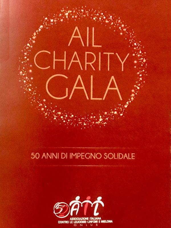 AIL Charity Gala, 9 aprile 2019