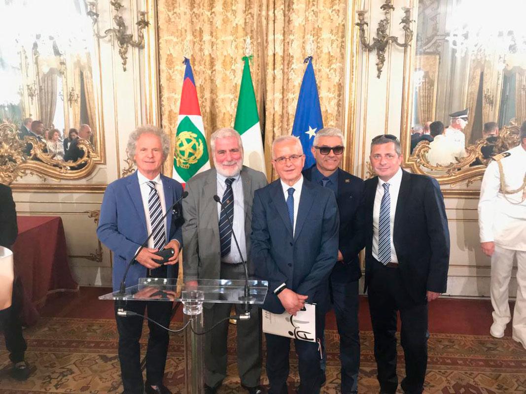 Ricevuti dal Presidente della Repubblica, 21 giugno 2019
